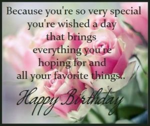 Happy Birthday Images Special