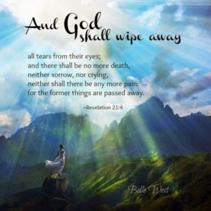 Inspirational Bible Verses about Death