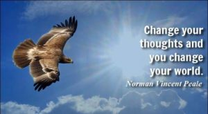 Norman Vincent Peale quotes on positive thinking