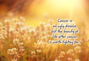 Positive Thinking Quotes for cancer patients