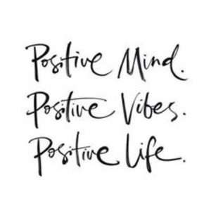Quotes Positive Thinking