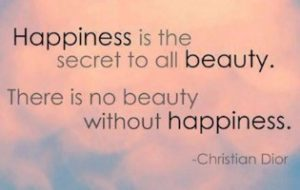 Quotes about Smiling and Happiness