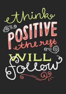 Quotes about Thinking Positive