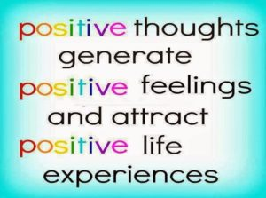Quotes on Power of Positive Thinking