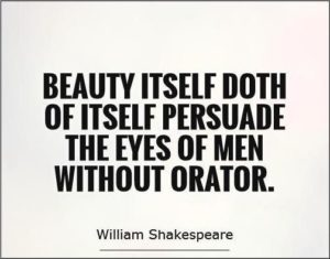 Shakespeare Beauty Quotes