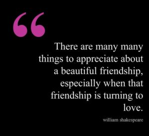 Shakespeare Friendship Quotes
