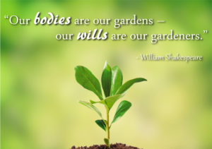 Shakespeare Garden Quotes