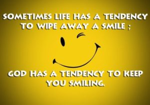 Smile Quotes Sayings
