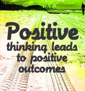 Thinking Positive Quote