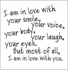 Your Smile Poems Quotes