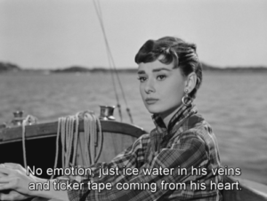 Audrey Hepburn Movie Quotes