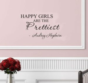Audrey Hepburn Wall Quotes