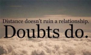 Best Quotes about a long distance relationship