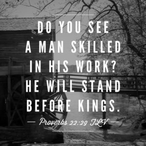 Bible quotes about Work Ethic