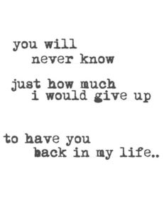 Cute miss you quotes for him