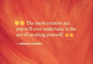 Deepak Chopra Inspirational Quotes