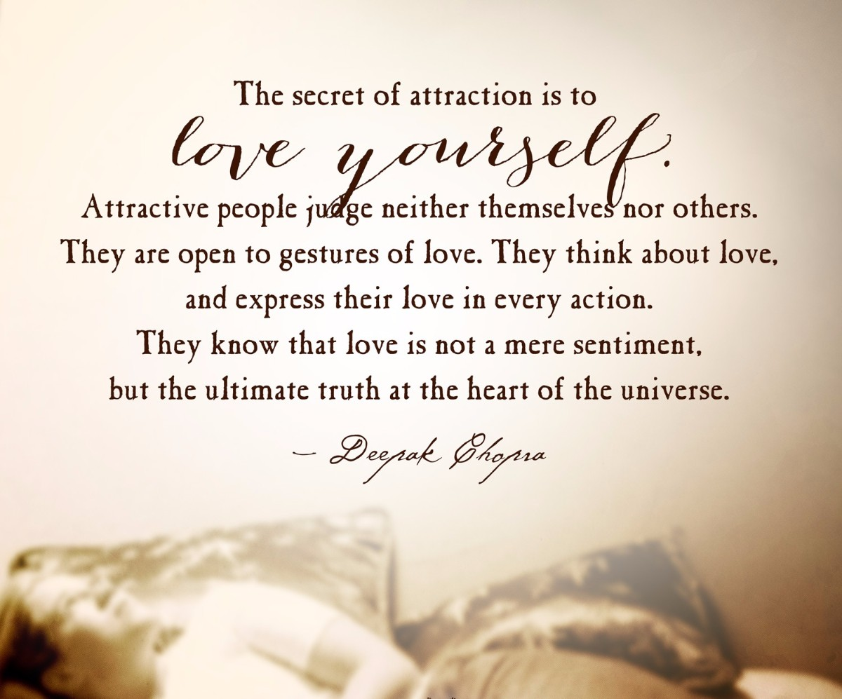 The Secret Quotes Deepak Chopra Quotes On Love  The Random Vibez