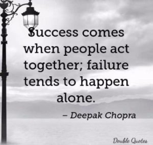 Deepak Chopra Success Quotes