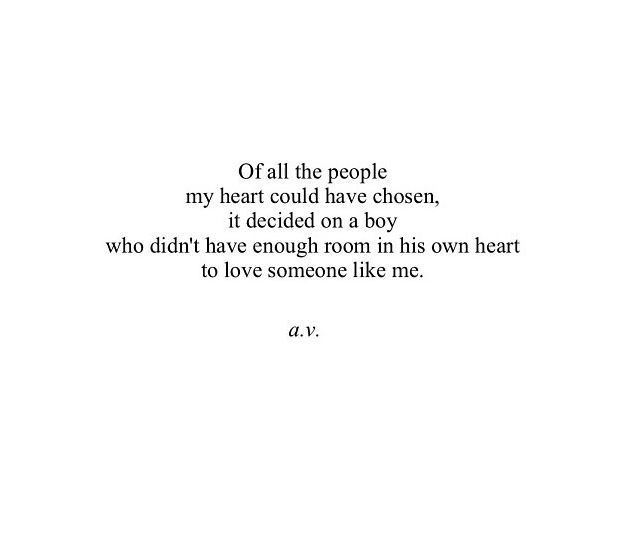 unrequited love quotes for him