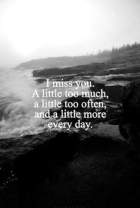 Hurting I Miss You Quotes for Him