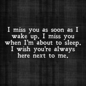 I miss you quotes images for him