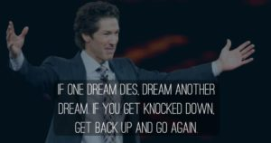Inspirational Joel Osteen Quotes Dream