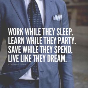 Inspiring Work Ethic Quotes