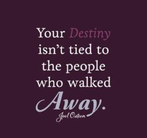Joel Osteen Destiny Quotes