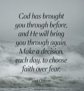 Joel Osteen Quotes about God