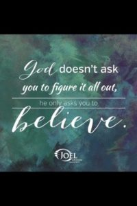 Joel Osteen Quotes on Believe