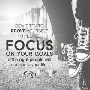 Joel Osteen Quotes on Goals