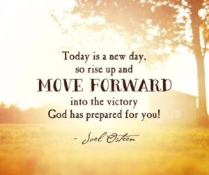 Joel Osteen Quotes on Moving On