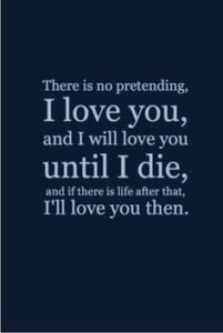 Missing you in heaven quotes