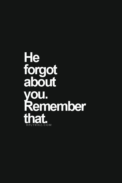About on quotes and forgetting someone moving Moving On