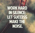 Quotes about Work Ethic and Success