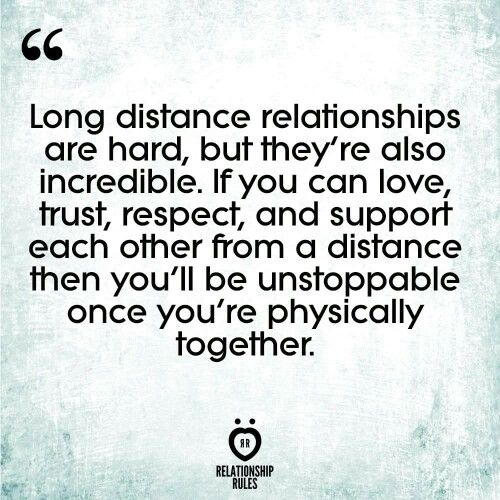 Long Distance Love Quotes Impressive 48 Cute Long Distance Relationship Quotes For Him