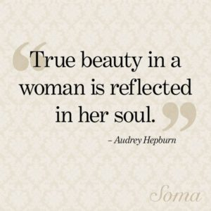 Short Audrey Hepburn Quotes