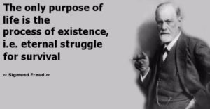 Sigmund Freud Quotes about Life