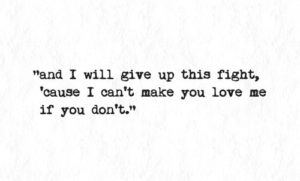 Unrequited Love quotes Tumblr