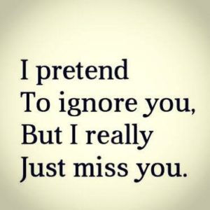 When you miss someone quotes