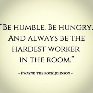 Work Ethic Quote