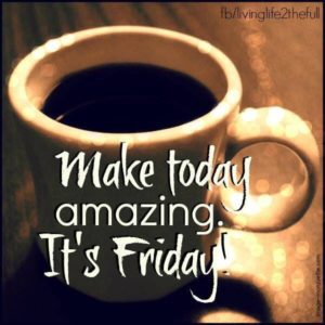 Friday Morning Happiness Quotes