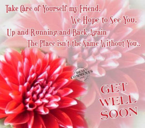 Get Well Soon Quotes for Her