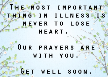 Get Well Wishes Quotes Get Well Soon Quotes With Prayer  The Random Vibez