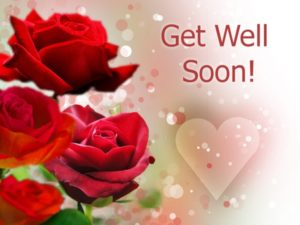 Get well soon greetings quotes
