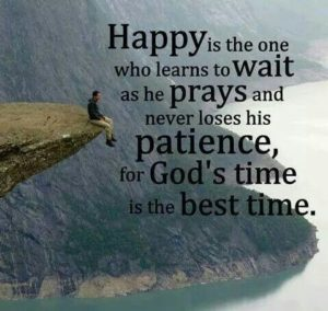 God's Timing Picture quotes
