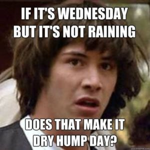 Hump Day Meme Funny