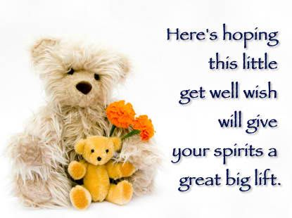 Image result for get well soon picture messages