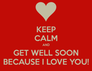 Love Get Well Soon quotes