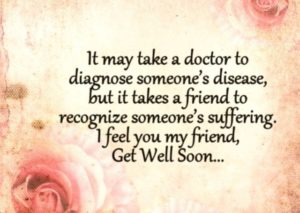 Picture Quotes Get Well Soon